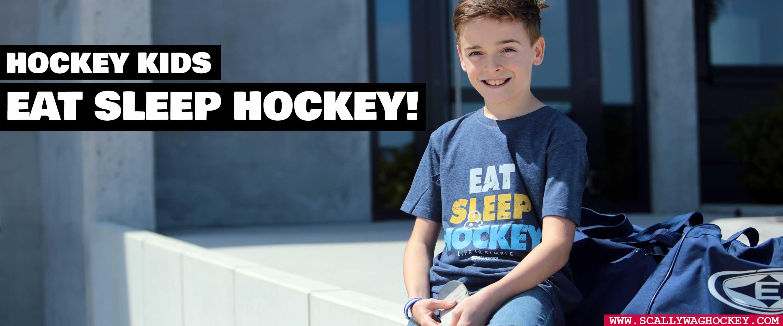 Eishockey Kinder Kollektion