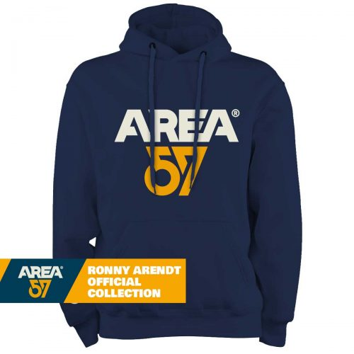 Ronny Arendt #57 AREA57 Hoodie von SCALLYWAG®