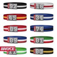BRAYCE® Armband - Das Trikot am Handgelenk® Teamfarben