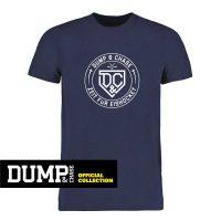 SCALLYWAG® Eishockey T-Shirt DUMP & CHASE Zeit für Eishockey