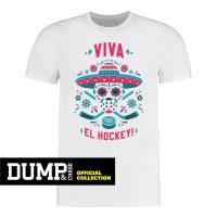 Shirt DUMP & CHASE Viva el Hockey