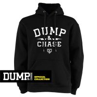 SCALLYWAG® Eishockey Hoodie DUMP & CHASE Flash.