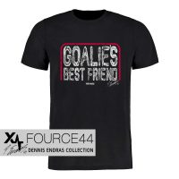 SCALLYWAG® Hockey Dennis Endras Best Friend T-Shirt