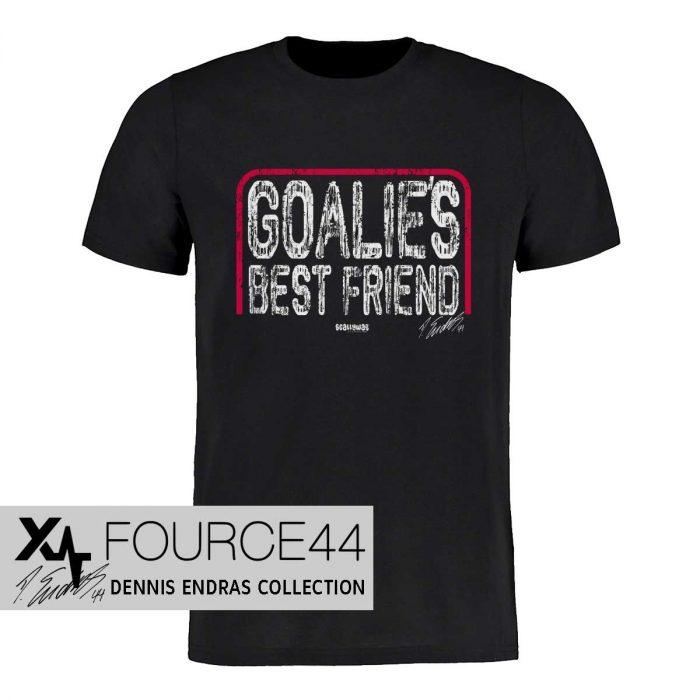 SCALLYWAG® Hockey Dennis Endras Best Friend T-Shirt