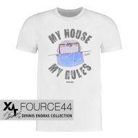 SCALLYWAG® Hockey Dennis Endras My House T-Shirt