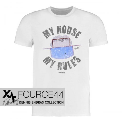 SCALLYWAG® Hockey Dennis Endras My House T-Shirt