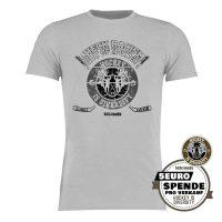 SCALLYWAG® Eishockey T-Shirt Hockey Logo