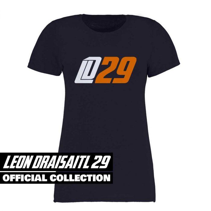 SCALLYWAG® Leon Draisaitl Frauen T-Shirt