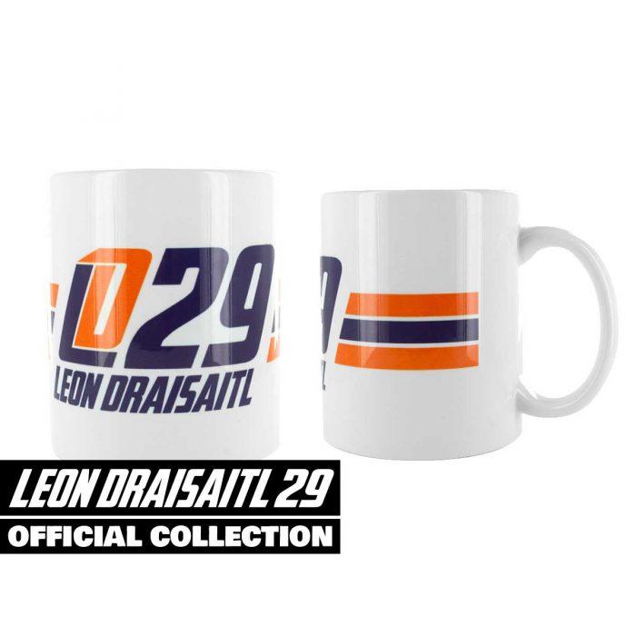 Eishockey Tasse von SCALLYWAG® aus der Official Collection von Leon Draisaitl LD29