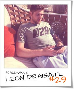 LEON DRAISAITL 29 – Official Collection Gymsack