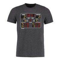 Eishockey T-Shirt von SCALLYWAG® Modell SCOREBOARD