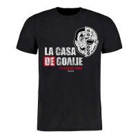 SCALLYWAG Eishockey T-Shirt La Casa De Goalie