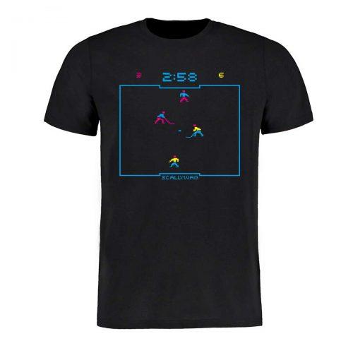 Eishockey T-Shirt von SCALLYWAG® Modell ARCADE