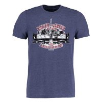Eishockey T-Shirt von SCALLYWAG® Modell ICE RACING ZAMBONI.