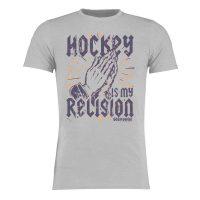 Eishockey T-Shirt von SCALLYWAG® Modell RELIGION