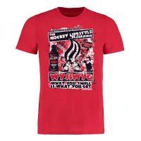Eishockey T-Shirt von SCALLYWAG® Modell WYSIWYG