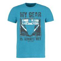 Eishockey T-Shirt von SCALLYWAG® Modell MY GEAR.
