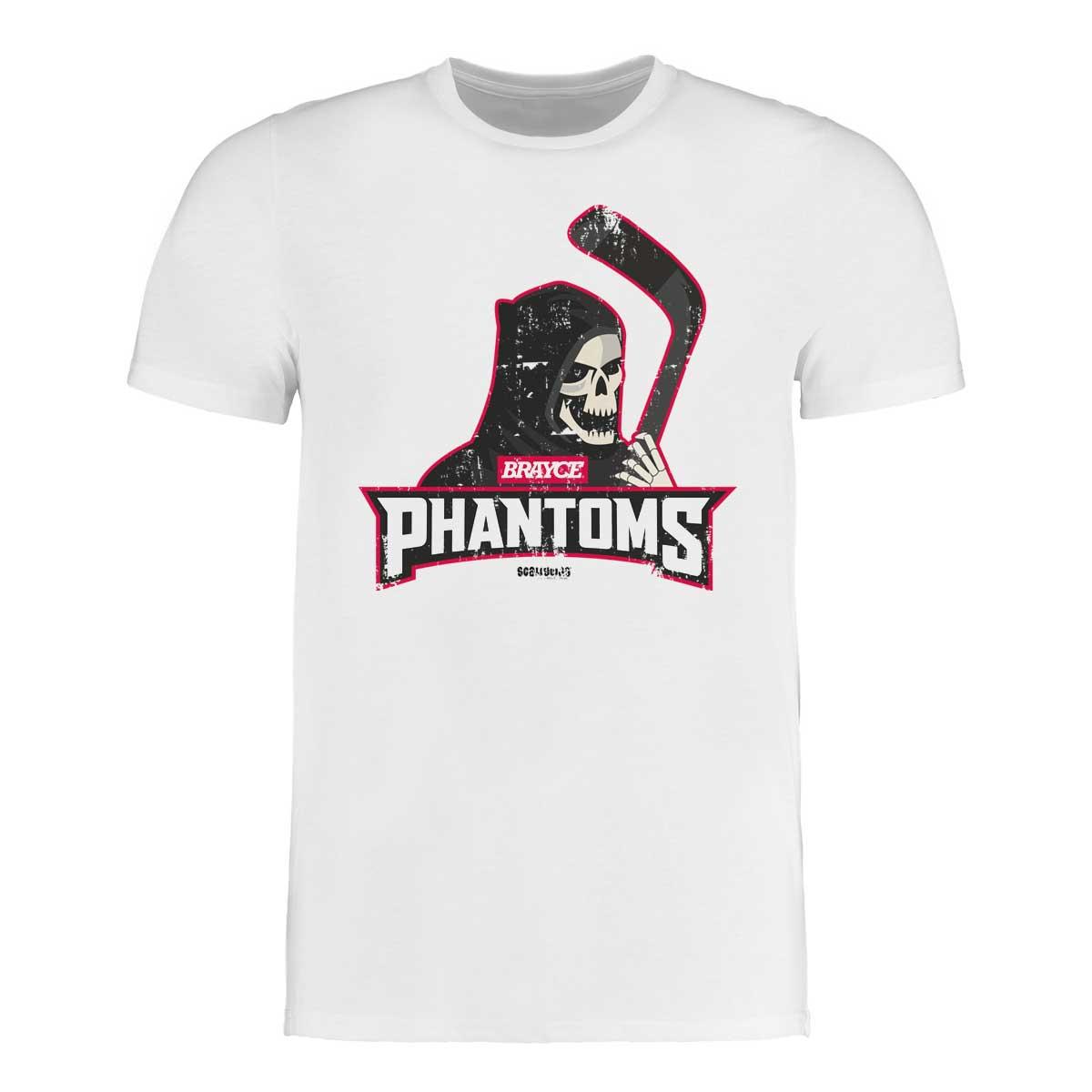 SCALLYWAG® Eishockey T-Shirt Deadly Phantoms