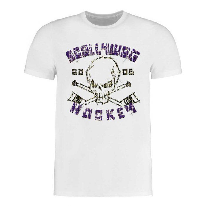 Eishockey T-Shirt von SCALLYWAG® Modell SCALLY ROGER