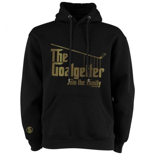Eishockey Hoodie von SCALLYWAG® Modell THE GOALGETTER