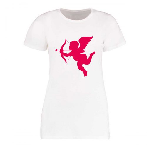Eishockey T-Shirt von SCALLYWAG® Modell RED ARMOR Girls