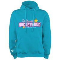 Eishockey Hoodie von SCALLYWAG® Modell HOCKEYWOOD