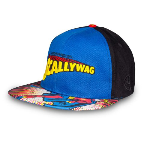 Eishockey Cap von SCALLYWAG® Modell SUPERHERO.