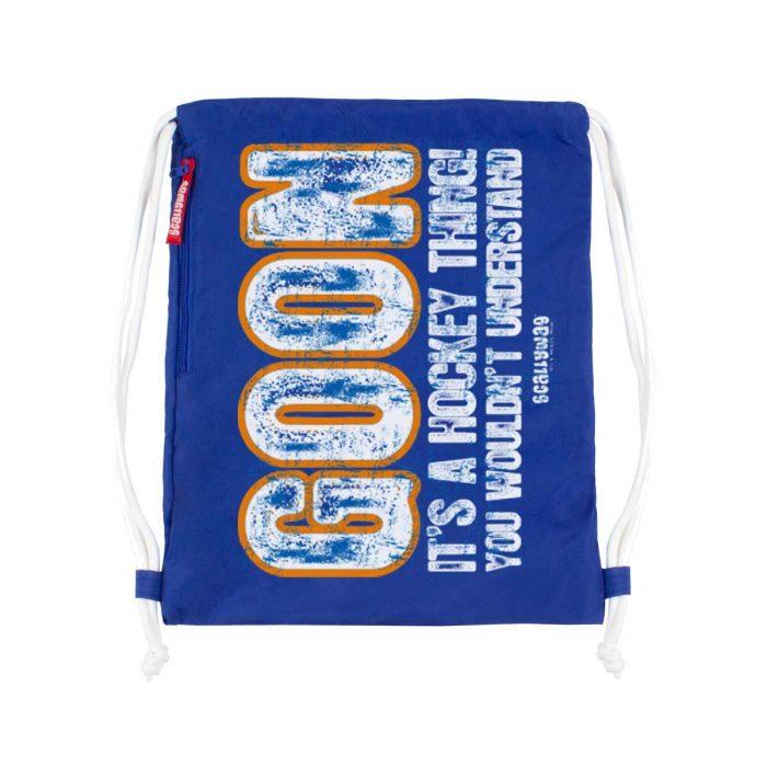 Eishockey Gymsack von SCALLYWAG® Modell Good Blau