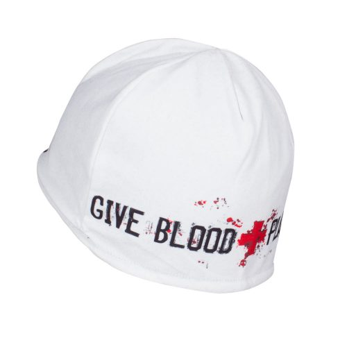 Eishockey Beanie von SCALLYWAG® GIVE BLOOD.