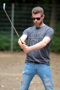 SCALLYWAG® HOCKEY T-Shirt GAME OF ZONES