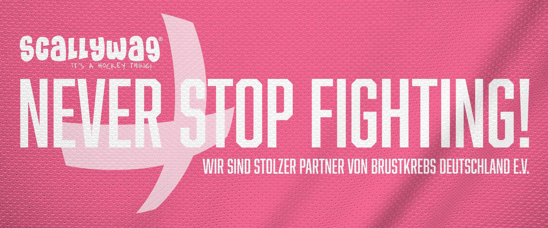 Brustkrebs Deutschland e.V. & SCALLYWAG®