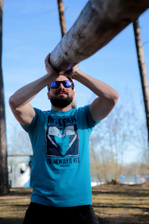 SCALLYWAG® Eishockey T-Shirt My Gear