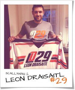 LEON DRAISAITL 29 – Official Collection Draisaitl Trikot