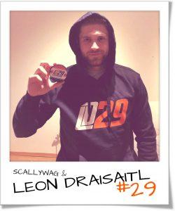 LEON DRAISAITL 29 – Official Collection Puck
