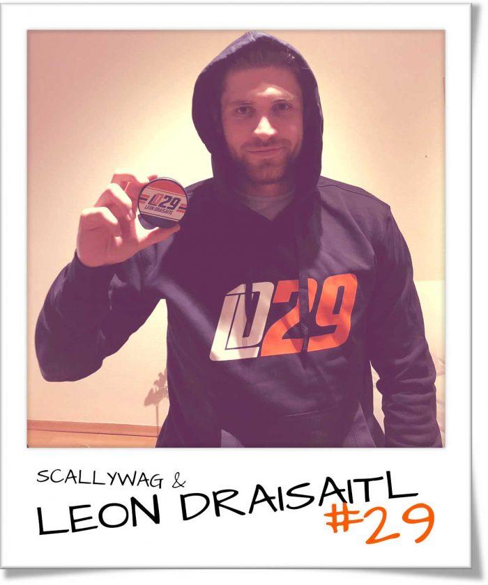 SCALLYWAG® Leon Draisaitl Hoodie