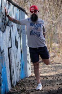 SCALLYWAG® HOCKEY T-Shirt HOCKEY RELIGION