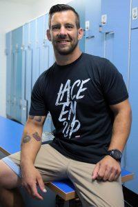 SCALLYWAG® HOCKEY T-Shirt LACE EM UP