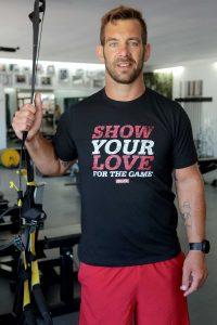 SCALLYWAG® HOCKEY T-Shirt SHOW YOUR LOVE