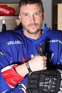 BRAYCE® Hockey Puck Spielernummer-Armband